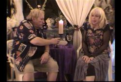 RAVEN DE LA CROIX INTERVIEWED BY TIM BECKLEY IN SEDONA 2012  PART 2